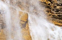 La cascata Uchan-Unione Sovietica Fotografia Stock Libera da Diritti