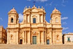 La catedral Foto de archivo libre de regalías