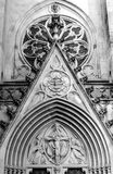 La catedral Fotos de archivo libres de regalías