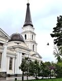 La catedral Fotografía de archivo libre de regalías