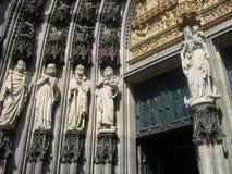 La catedral Alemania de Colonia Foto de archivo libre de regalías