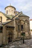 03 10 2017 La catedral armenia de la suposición de Maria, patio armenio fotos de archivo
