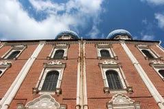La catedral de Dormition en Ryazan Imagen de archivo libre de regalías