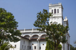 La catedral de Ekaterina del santo Imágenes de archivo libres de regalías
