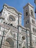 La catedral de Florence Italy Fotografía de archivo