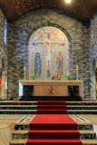 La catedral de Galway en Irlanda imagen de archivo