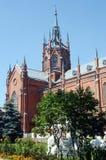 La catedral de la Inmaculada Concepción de la Virgen bendecida Mary July Imagenes de archivo
