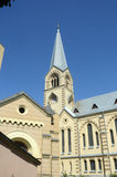 La catedral de los santos Peter y Paul Built en 1817 Imagen de archivo libre de regalías