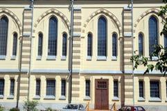 La catedral de los santos Peter y Paul Built en 1817 Fotografía de archivo libre de regalías