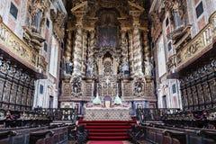 La catedral de Oporto Foto de archivo