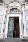 La catedral de Pisa Fotos de archivo