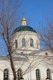 La catedral de San Nicolás Foto de archivo