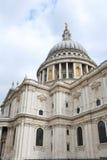 La catedral de San Pablo en Londres Fotografía de archivo libre de regalías