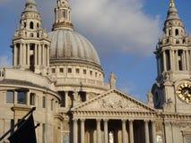 La catedral de San Pablo, Londres, Inglaterra Fotografía de archivo libre de regalías