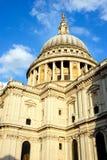 La catedral de San Pablo, Londres, Inglaterra Fotos de archivo libres de regalías