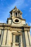 La catedral de San Pablo, Londres, Inglaterra Foto de archivo