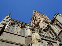 La catedral de San Pablo, Melbourne. Foto de archivo