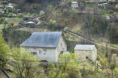 La catedral de Skhalta Imagen de archivo