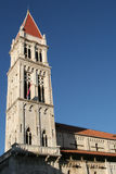 La catedral de St. Lorenzo, Trogir Fotos de archivo