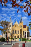 La catedral de St Mary en Perth Imagen de archivo libre de regalías