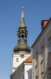 La catedral de St Mary en Tallinn Fotos de archivo