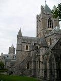 La catedral de St Patrick en Dublín Fotos de archivo libres de regalías