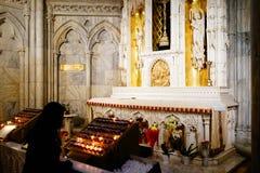 La catedral de St Patrick en Pascua 2019 31 imagenes de archivo
