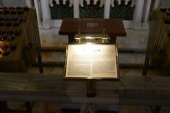 La catedral de St Patrick en Pascua 2019 18 imagen de archivo