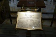 La catedral de St Patrick en Pascua 2019 16 imagen de archivo libre de regalías