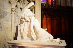 La catedral de St Patrick en Pascua 2019 13 foto de archivo