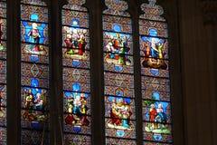 La catedral de St Patrick en Pascua 2019 113 imagen de archivo
