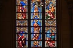 La catedral de St Patrick en Pascua 2019 112 foto de archivo