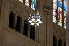 La catedral de St Patrick en Pascua 2019 110 fotos de archivo libres de regalías