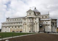 La catedral del Duomo en Pisa, Italia Fotografía de archivo