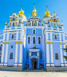 La catedral del ` s de San Miguel Fotos de archivo