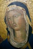 La catedral del santo Rufino, Assisi, Italia Imagen de archivo libre de regalías