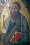 La catedral del santo Rufino, Assisi, Italia Imagenes de archivo