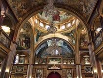 La catedral divina Imágenes de archivo libres de regalías