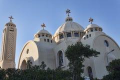 La catedral divina Fotos de archivo libres de regalías