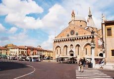 La catedral famosa Foto de archivo