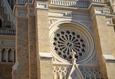 La catedral histórica importante, Novi Sad, Serbia Imágenes de archivo libres de regalías