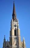 La catedral histórica importante, Novi Sad, Serbia Fotos de archivo libres de regalías