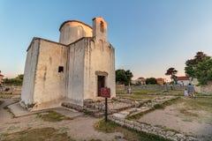 La catedral más pequeña del mundo imagen de archivo libre de regalías