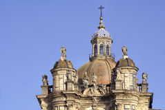 La catedral más vieja Fotografía de archivo