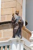 La catedral metropolitana de Sucre, Bolivia imagen de archivo libre de regalías