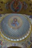 La catedral naval de San Nicolás el Wonderworker - las construidos Fotos de archivo