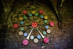 La catedral o la iglesia de monasterio en Chester England Imagen de archivo libre de regalías