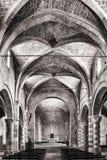 La catedral romance de Sovana Foto de archivo libre de regalías