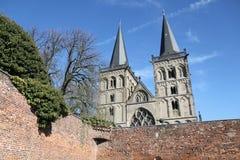 La catedral Xanten, Alemania del vencedor del St fotografía de archivo libre de regalías