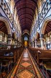 La cathédrale Anglicane de St Paul à Melbourne Photo stock